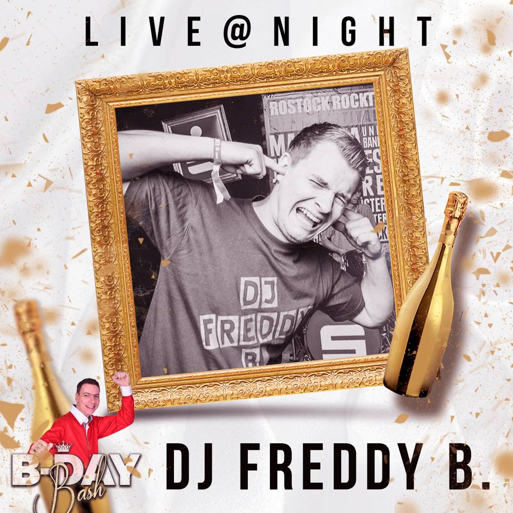 DJ Freddy B (Local Hero HRO)